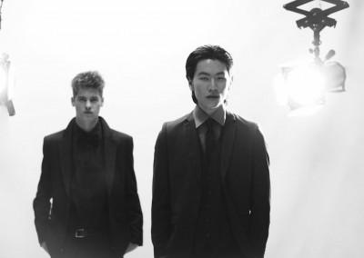 Men's Photography Fashion Shoot