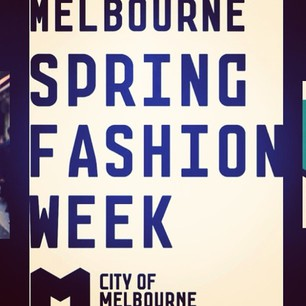 Melbourne Spring Fashion Week 2013