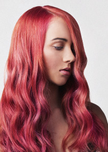 Hair Expo Colour Technician of the Year 2014 Entry