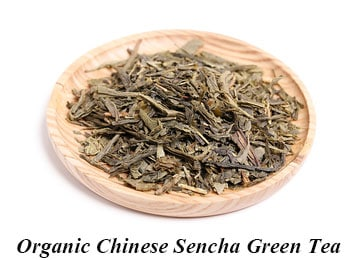 Organic Chinese Sencha Green Tea