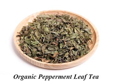 Organic Pepperment Leaf tea