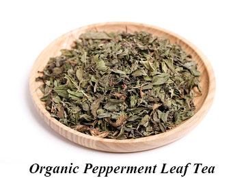 Organic Pepperment Leaf tea