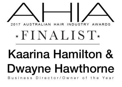 AHIA Finalist - Director