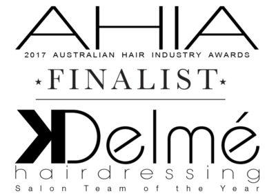 AHIA Finalist - Salon Team