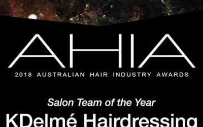 AHIA 2018 Awards